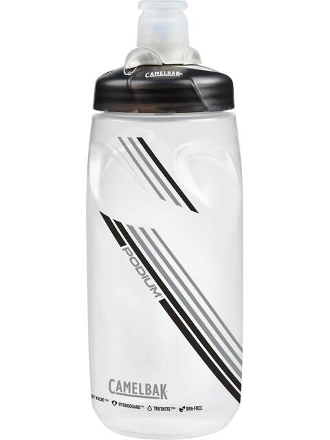 CamelBak Podium Trinkflasche 620ml clear carbon